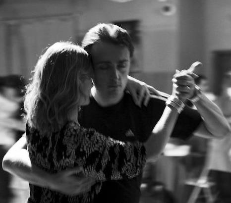 Gustavo Noli dancing tango